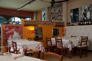 Osteria Pecora Nera in Tortiano Parma
